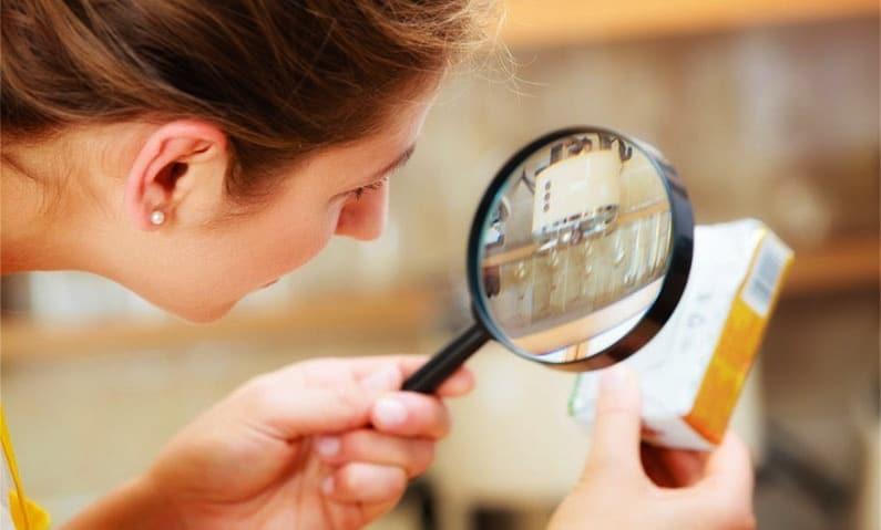 Leer etiqueta ácido hialurónico