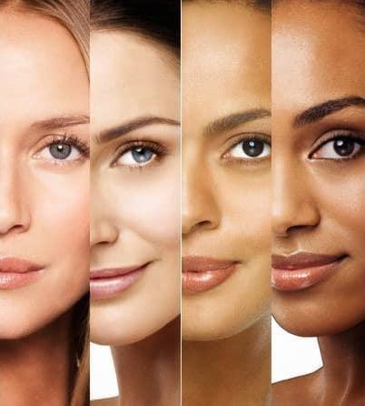 Aplicación del ácido hialurónico para todo tipos de piel