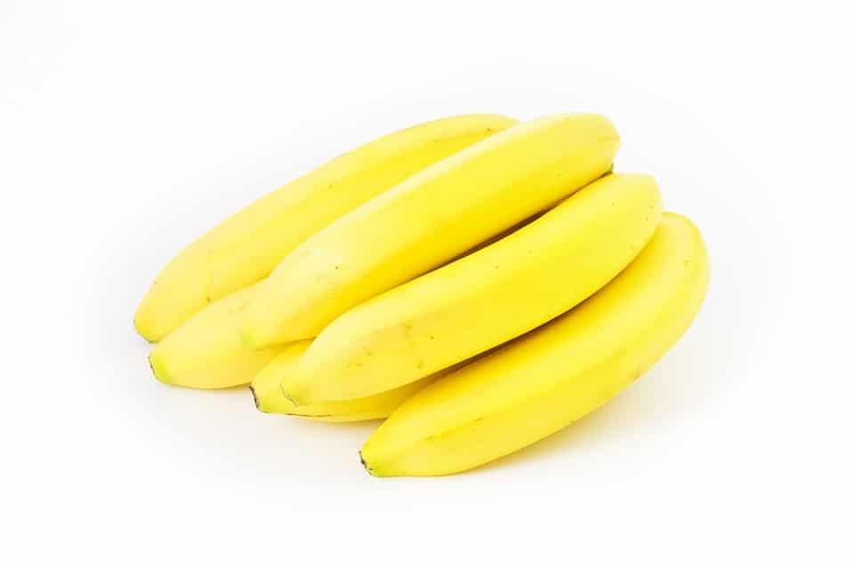 Banana para la piel